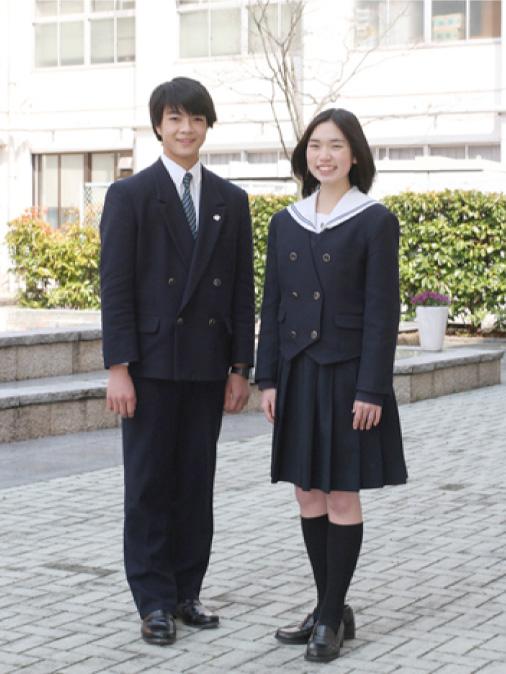 高等学校冬服